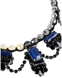 Rada' - Blue Necklace - Lyst
