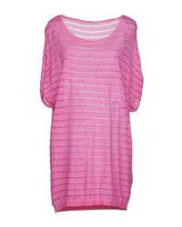 Pullover Guess en coloris Pink