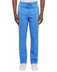 Pantalones Off-White c/o Virgil Abloh de hombre de color Blue