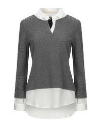 Pullover BIANCALANCIA de color Gray