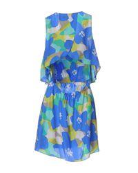 Alice & Trixie Blue Short Dress