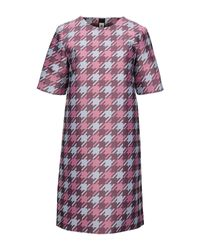 Marni Pink Short Dress