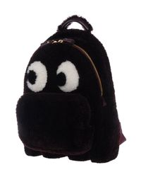 Anya Hindmarch Black Backpacks & Bum Bags