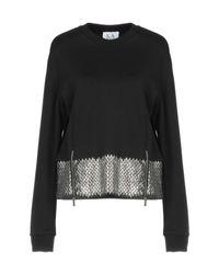 Zoe Karssen Black Sweatshirt