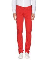 Pantalone di Roy Rogers in Red da Uomo