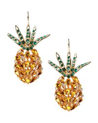 DSquared² - Orange Earrings - Lyst