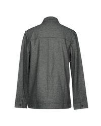 Club Monaco - Gray Jacket for Men - Lyst