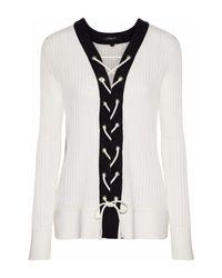 Pullover di Derek Lam in White