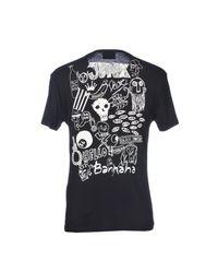 Junk De Luxe - Black T-shirt for Men - Lyst