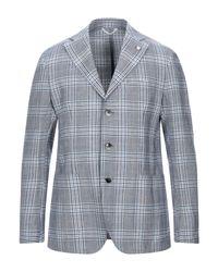 L.b.m. 1911 Blue Suit Jacket for men