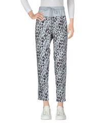 Pantalones Liu Jo de color Gray