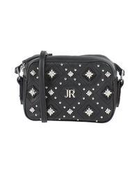 John Richmond Black Cross-body Bag