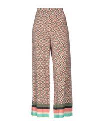 Pantalones Le Fate de color Multicolor