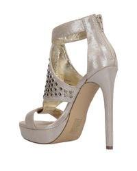 Steve Madden Metallic Sandals