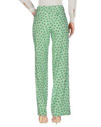 Pantalon P.A.R.O.S.H. en coloris Green