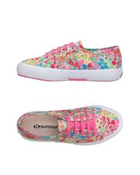 Superga Multicolor Low-tops & Sneakers
