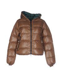 Duvetica Multicolor Down Jacket