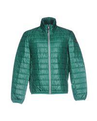 Napapijri Green Jacket for men