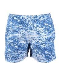 North Sails | Blue Swim Trunks for Men | Lyst