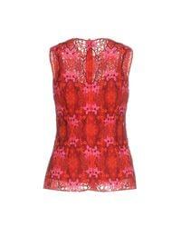 Dolce & Gabbana Red Top