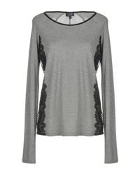 Armani Jeans Gray T-shirt