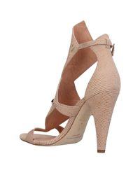 Sigerson Morrison Natural Sandals