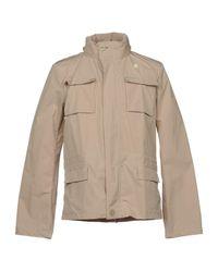 K-Way Natural Jacket for men