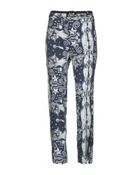 Pantalon Philipp Plein en coloris Blue
