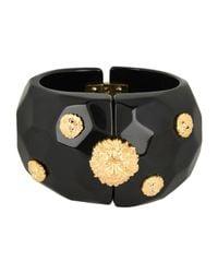 Versus  - Black Bracelet - Lyst