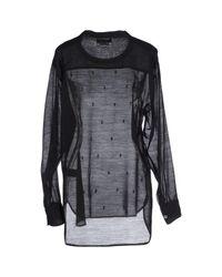 Blusa di Isabel Marant in Black