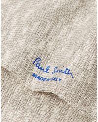 Calcetines cortos Paul Smith de hombre de color Gray