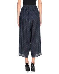 Étoile Isabel Marant Blue Casual Pants