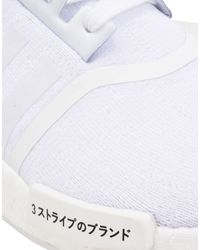 Adidas Originals White Low-tops & Sneakers for men