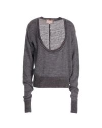 Pullover Vivienne Westwood de color Gray