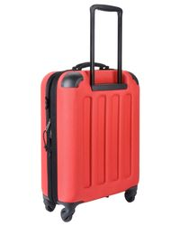 Eastpak - Red Wheeled Luggage - Lyst
