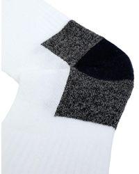 Socquettes Polo Ralph Lauren pour homme en coloris White