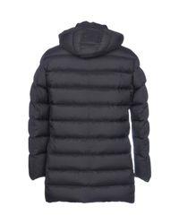 Herno Black Down Jacket for men