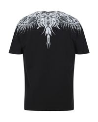 Marcelo Burlon T-shirts in Black für Herren