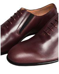 Maison Margiela Brown Lace-up Shoe for men