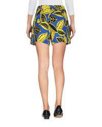 Boutique Moschino - Blue Shorts - Lyst