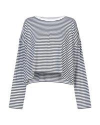 T By Alexander Wang White T-shirt