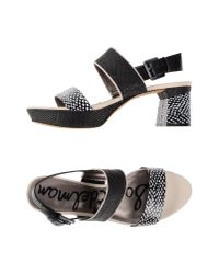 Sam Edelman | White Sandals | Lyst