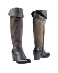 Kobra | Black Boots | Lyst