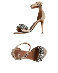 Givenchy | Brown Sandals | Lyst