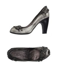 Apepazza | Gray Pump | Lyst