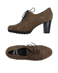 Keys - Brown Lace-up Shoes - Lyst