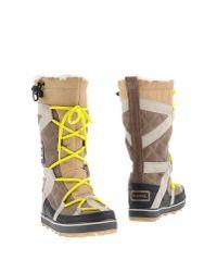 Sorel - Multicolor Boots - Lyst