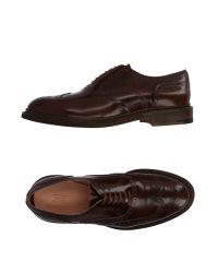Regain - Brown Lace-up Shoes for Men - Lyst