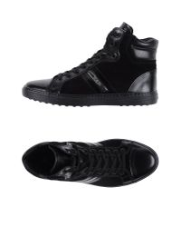 Tod's - Black High-tops & Trainers for Men - Lyst