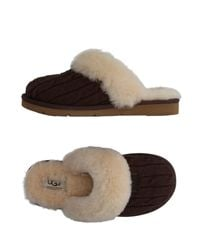 Ugg Brown Slippers
